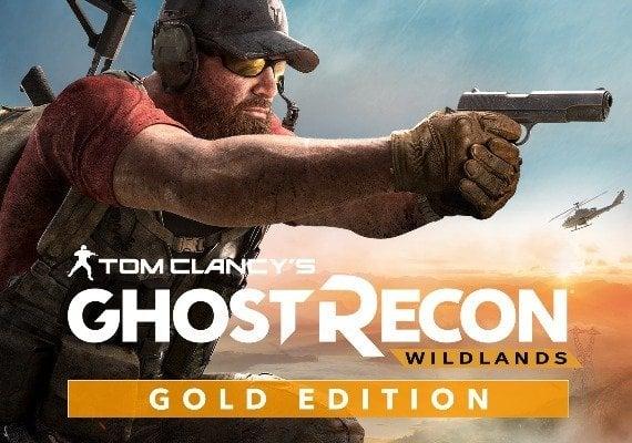 Tom Clancy's Ghost Recon: Wildlands - Gold Year 2 Edition EU