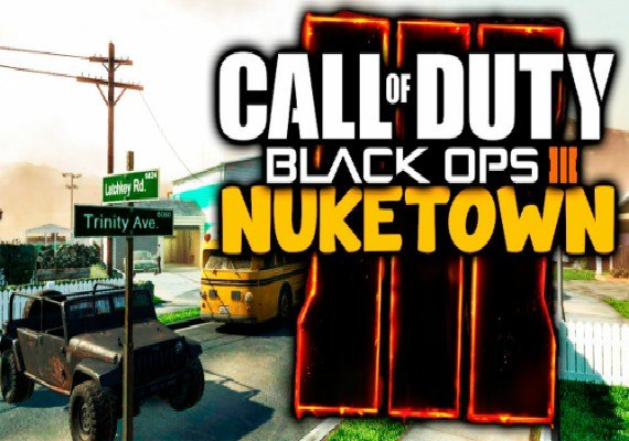 Call of Duty: Black Ops 3 + Nuketown DLC