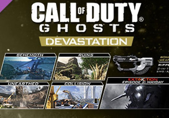 Call of Duty: Ghost - Devastation