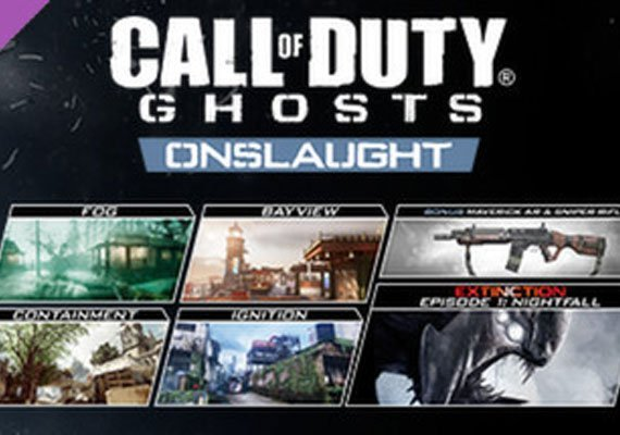Call of Duty: Ghost - Onslaught
