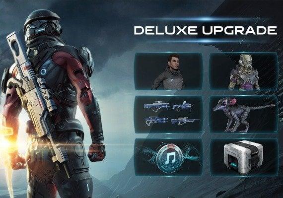 Mass Effect: Andromeda - Deluxe Upgrade UK