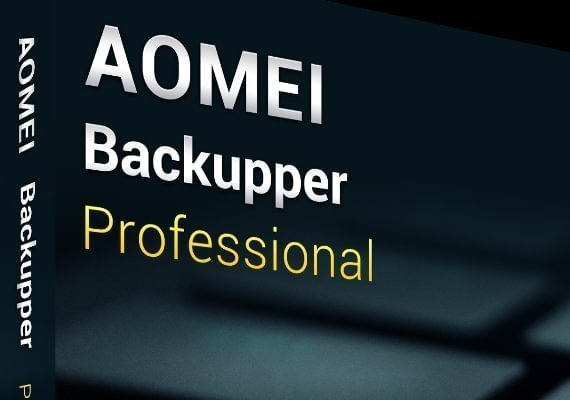 AOMEI Backupper Professional Latest version - Lifetime 2 Dev