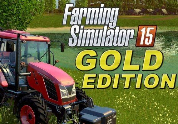 Farming Simulator 15 - Gold Edition