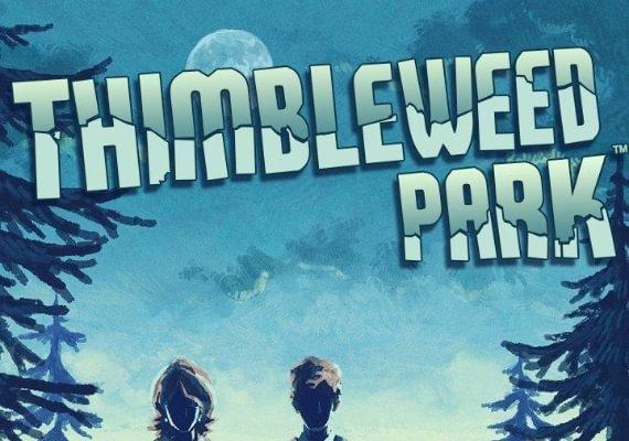 Thimbleweed Park US