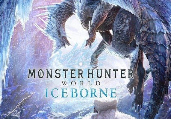 Monster Hunter: World - Iceborne Deluxe Kit EU