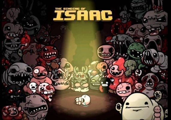 The Binding of Isaac US