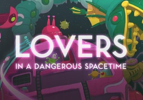 Lovers in a Dangerous Spacetime US