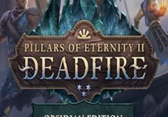 Pillars of Eternity II: Deadfire - Obsidian Edition EU