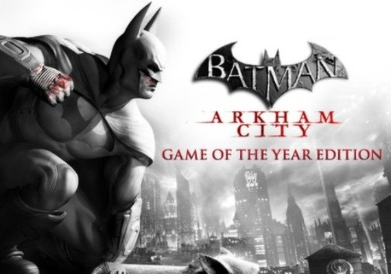 Batman: Arkham City GOTY EU