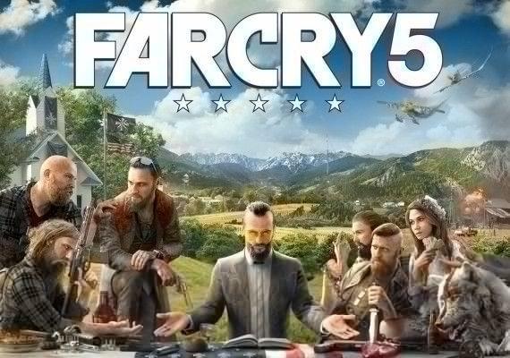 Far Cry 5 + Far Cry: New Dawn - Deluxe Edition Bundle NA