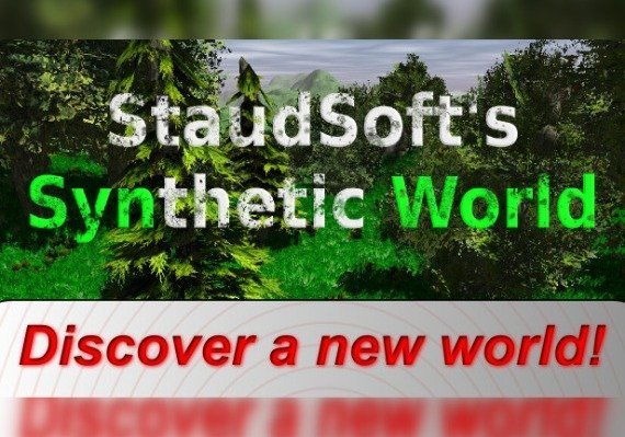 StaudSoft's Synthetic World Beta