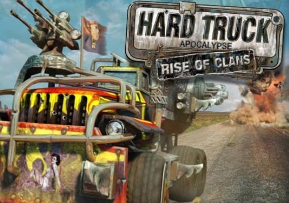 Hard Truck Apocalypse: Rise Of Clans / Ex Machina: Meridian 113