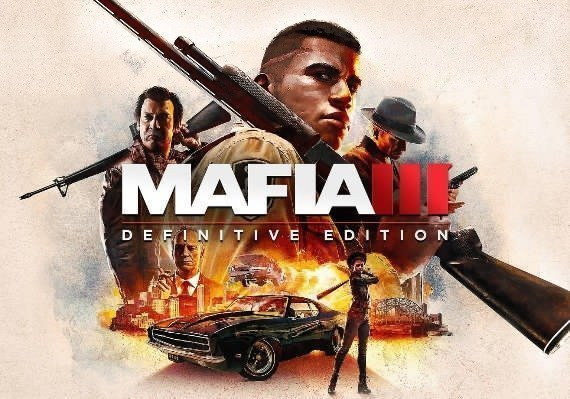 Mafia III - Definitive Edition EU