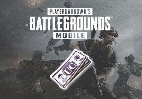 PUBG Mobile 300 + 25 Unknown Cash