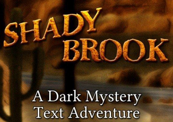 Shady Brook: A Dark Mystery Text Adventure
