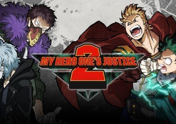 My Hero One's Justice 2 EU