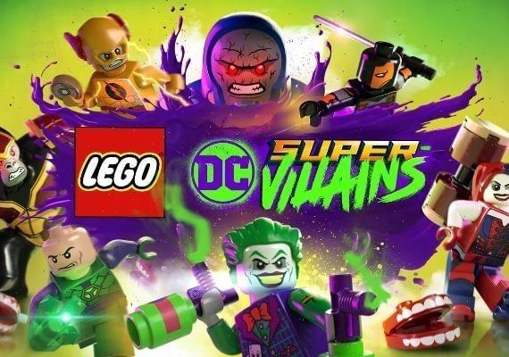 LEGO DC Super-Villains - Deluxe Edition EU
