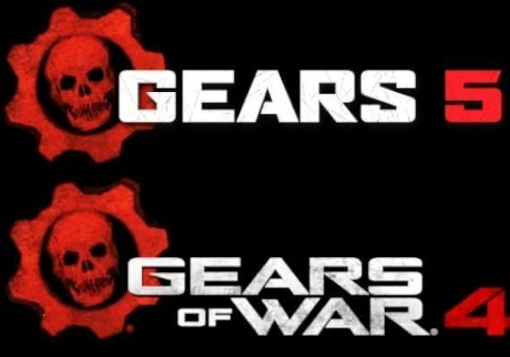 Gears 5 - Ultimate Edition + Gears of War 4