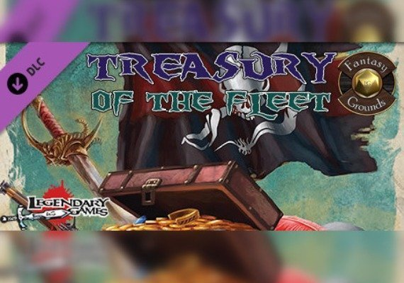 Fantasy Grounds: Treasury of the Fleet