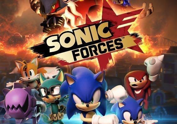 Sonic Forces EU