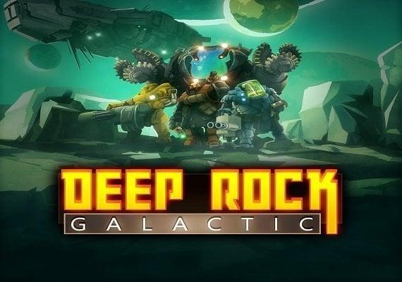 Deep Rock Galactic US