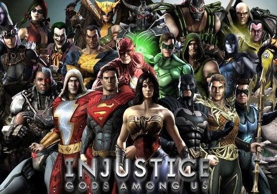 Injustice: Gods Among Us - Season Pass US