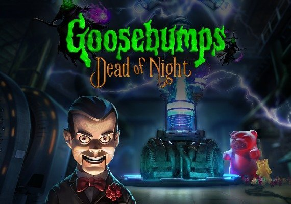 Goosebumps: Dead of Night EU