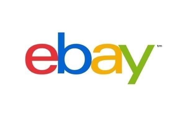 eBay Gift Card 5 USD