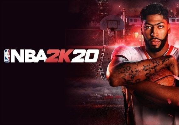 NBA 2K20 UK
