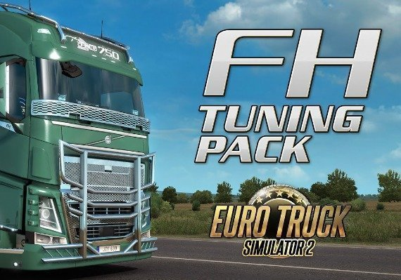 Euro Truck Simulator 2 - FH Tuning Pack EU