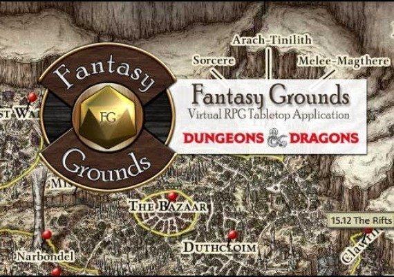 Fantasy Grounds: Pathfinder RPG - Pathfinder Society Scenario #1-11: Flames of Rebellion US