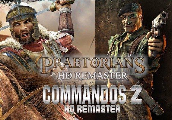 Commandos 2 & Praetorians HD: Remaster - Double Pack EU