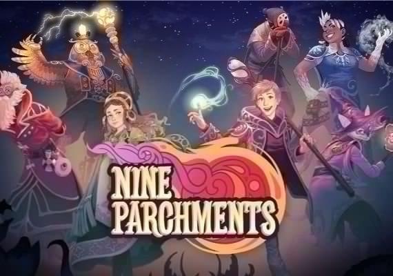 Nine Parchments US
