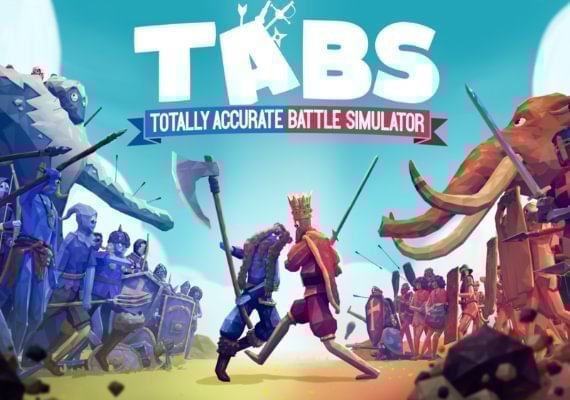 Totally Accurate Battle Simulator US