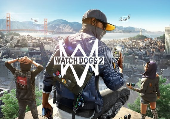 Watch Dogs 2 US