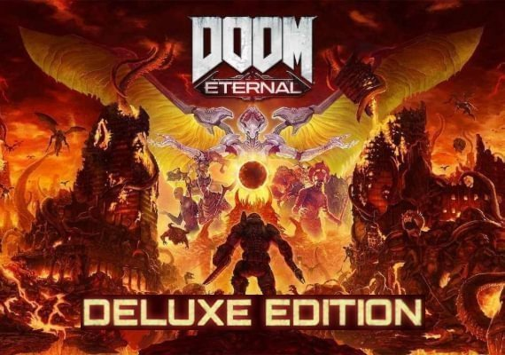 Doom Eternal - Deluxe Edition US