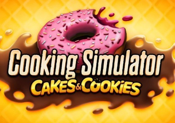 Cooking Simulator: Cakes and Cookies EU