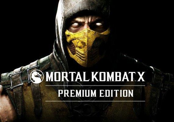 Mortal Kombat X - Premium Edition + Goro