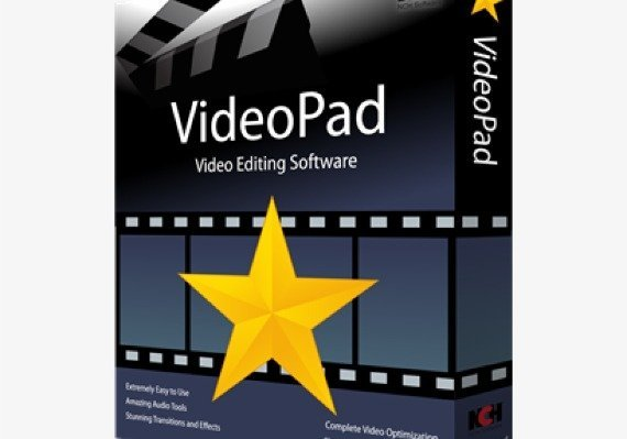 Nch VideoPad Video Editor Professional 8