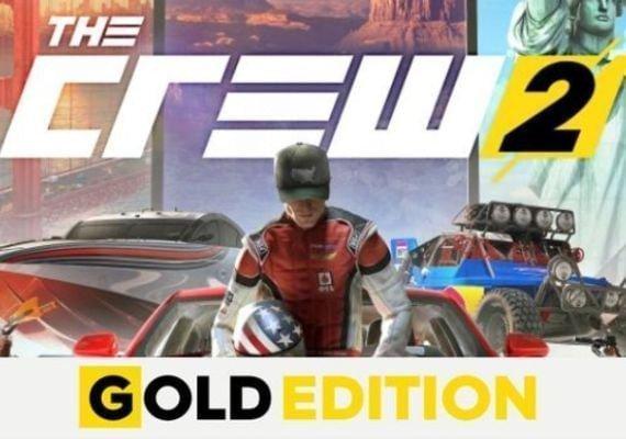 The Crew 2 - Gold Edition EU
