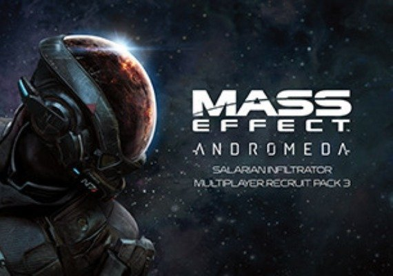Mass Effect: Andromeda Salarian Infiltrator Multiplayer Recruit Pack