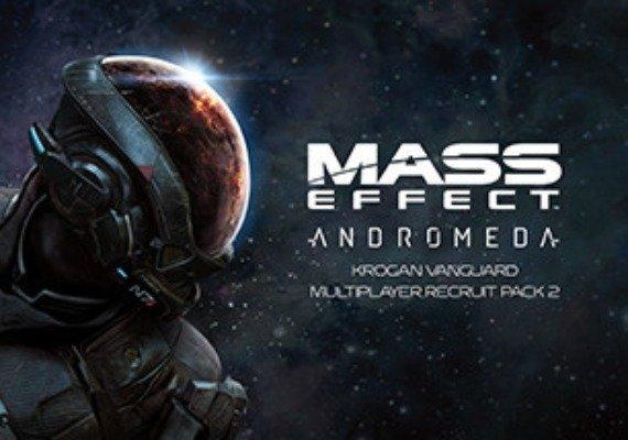 Mass Effect: Andromeda Krogan Vanguard Multiplayer Recruit Pack