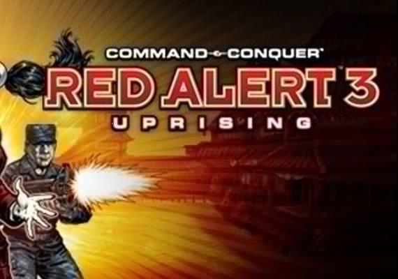 Command and Conquer: Red Alert 3 - Uprising EU