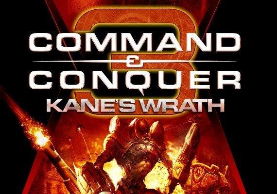 Command & Conquer 3: Kane's Wrath EU