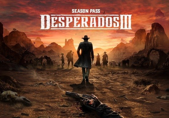 Desperados 3 - Season Pass