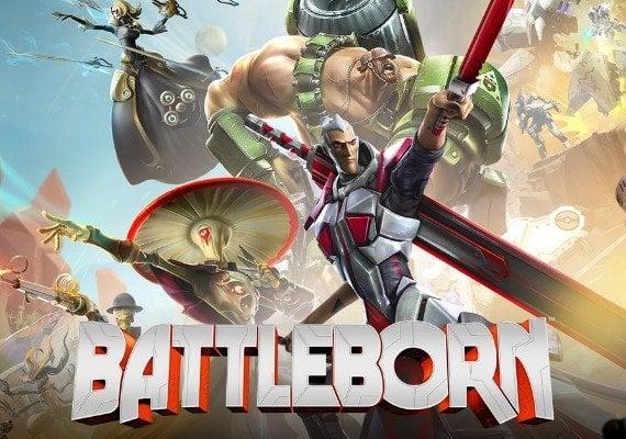 Battleborn - Starter Skin Pack
