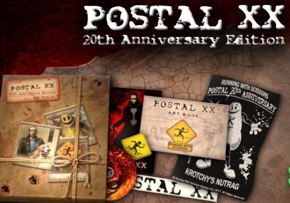 Postal - 20th Anniversary Collector's Edition