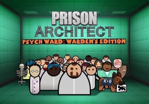 Prison Architect: Psych Ward - Warden's Edition