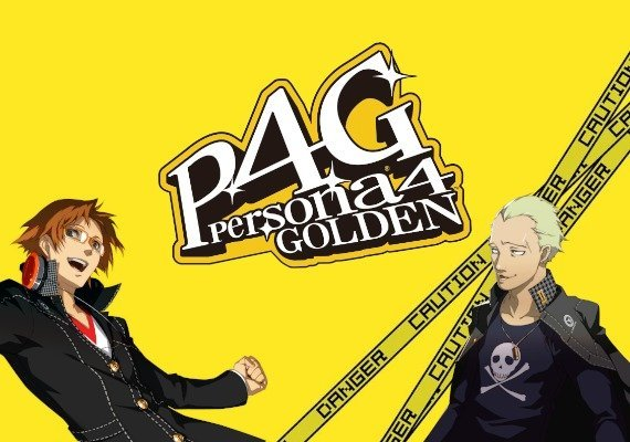 Persona 4 Golden EU