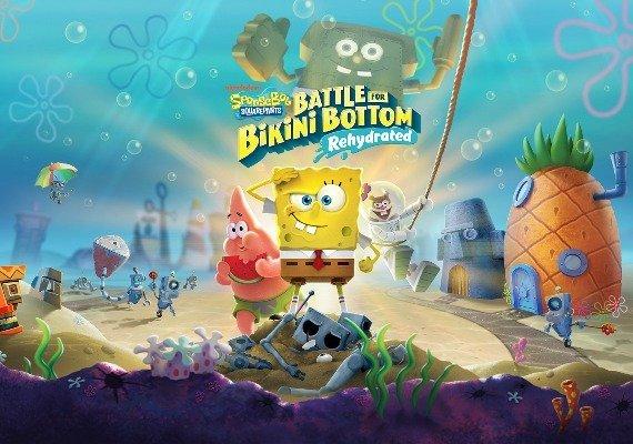 SpongeBob SquarePants: Battle for Bikini Bottom - Rehydrated EMEA/US